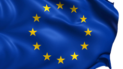 European Union Certified - EU Flag